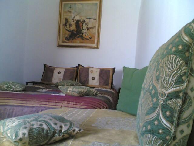 maison partagé a casablanca ainchok - Casablanca - House