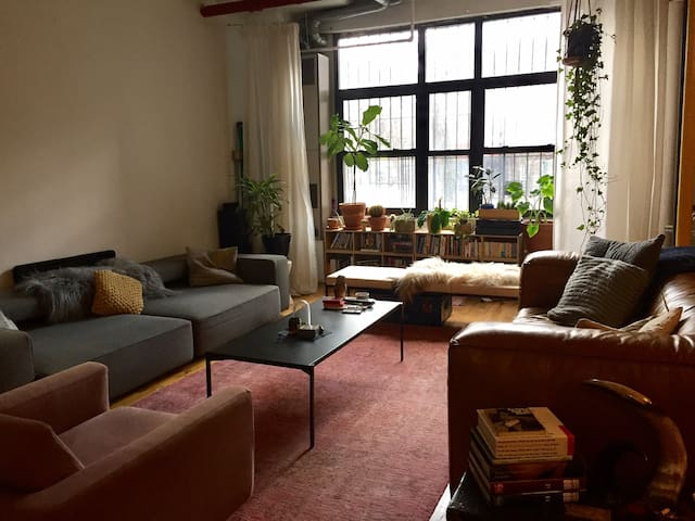 2 Bedroom Dream Loft - Brooklyn - Apartment