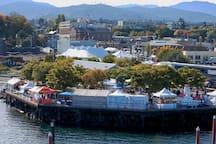 Port Angeles festival.