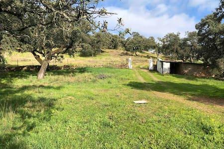 Casa Babia, Finca privada. Parque Natural Aracena