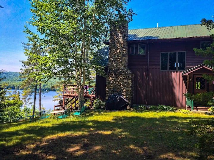 Kezar Lake, Maine