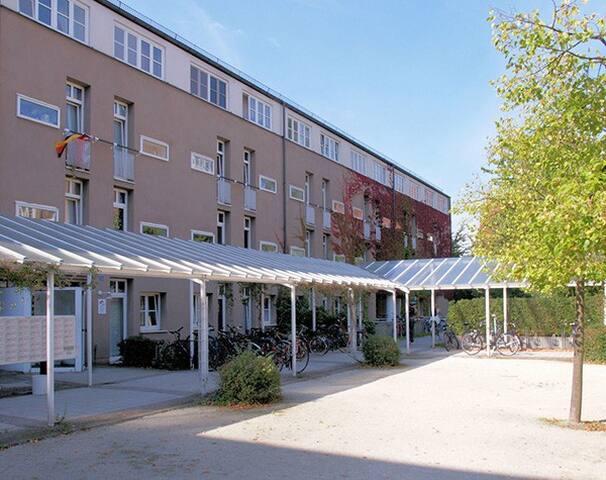 Zimmer in Erlangen Innenstadt