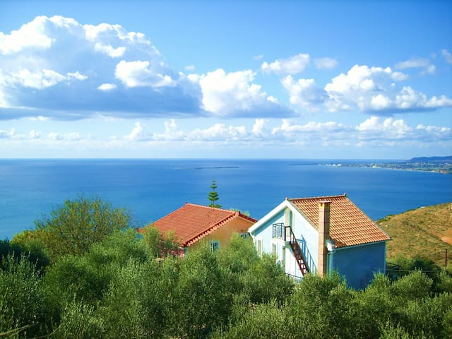 Sea View Studios in Kefalonia 3