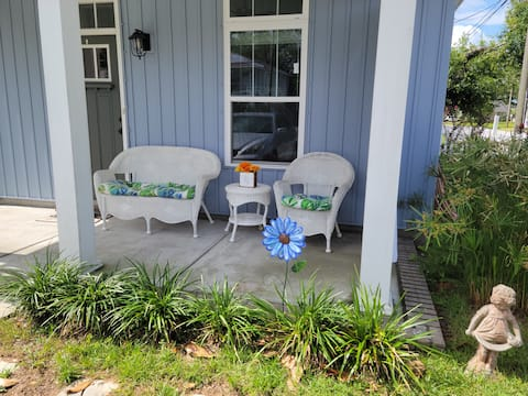 Cozy New 2BR/2B house in Downtown Pensacola
