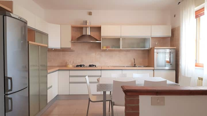 """Grazioso appartamento a """"la Funtana"""""""