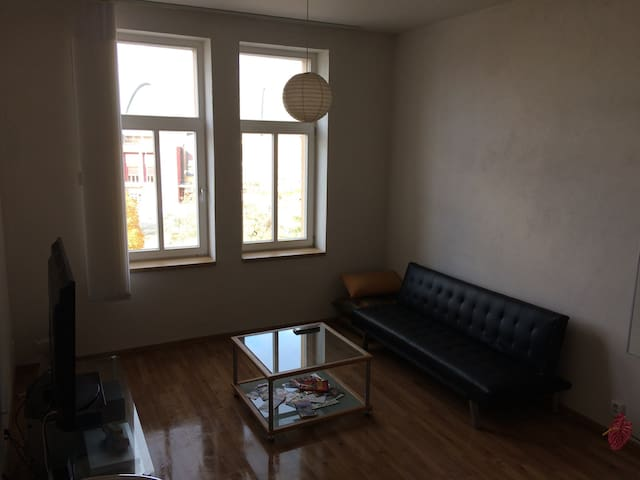 new apartment 10min.from the cent.