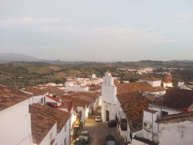 Beautiful Village Life in Andalusia