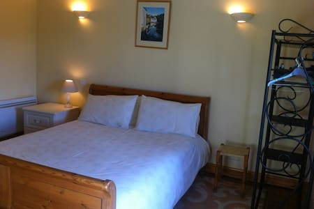 Charente Bed & Breakfast, Double Room. - Inap sarapan
