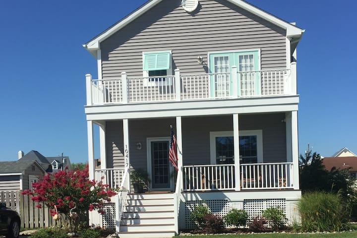 West OC Bayside Getaway w/ pool - Ocean City - House