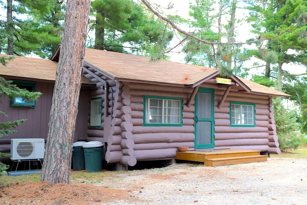 Cabin 1 Front