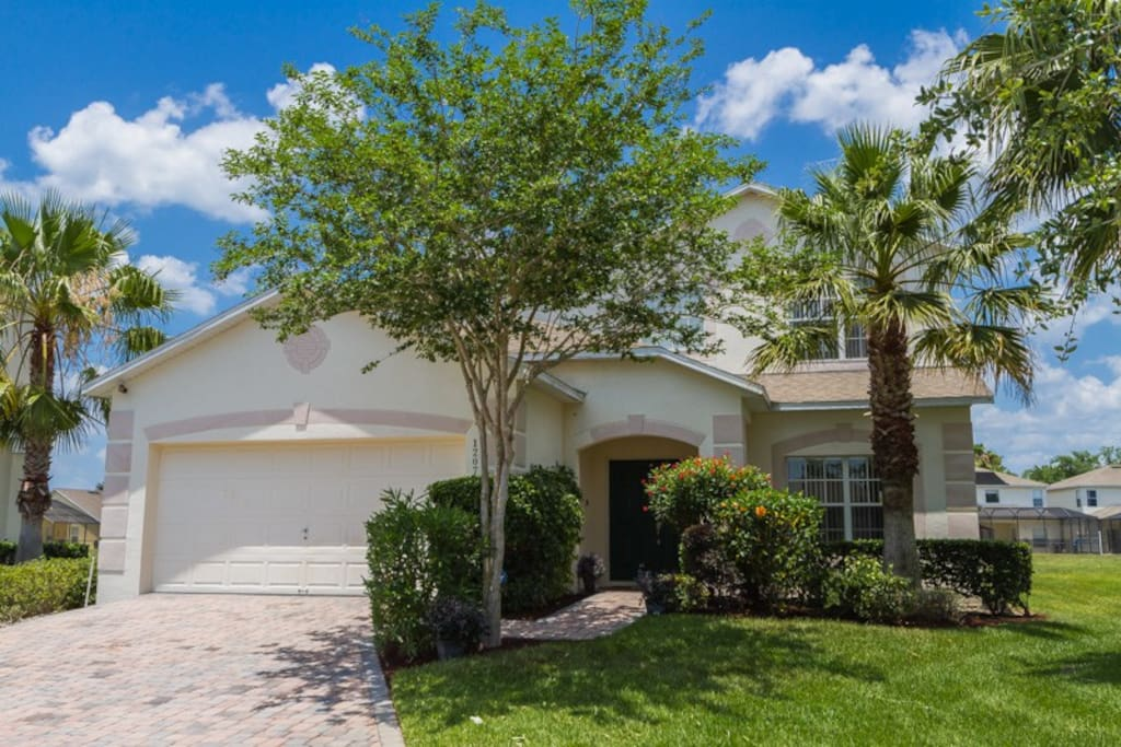 Orlando Vacation Home Cumbrian Lakes Winding Willow Kissimmee Florida