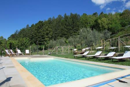 "Casa Conti Apartment Resort: ""Iris"" house - Rufina - Talo"