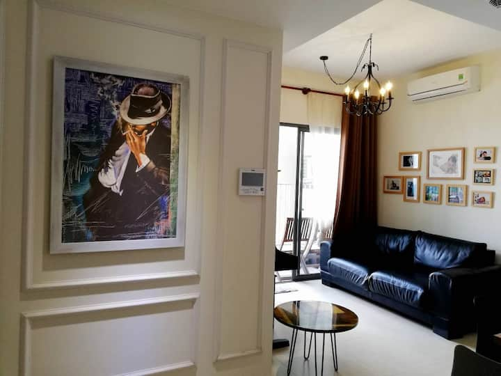 Thao Dien (dictrict 2) 600$ per month