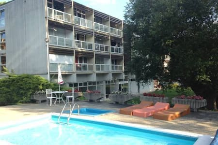 Apartman Csopak with swimming pool - Csopak - Lägenhet