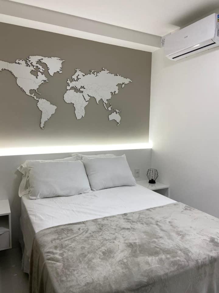 Airbnb do Guiados ao Mundo