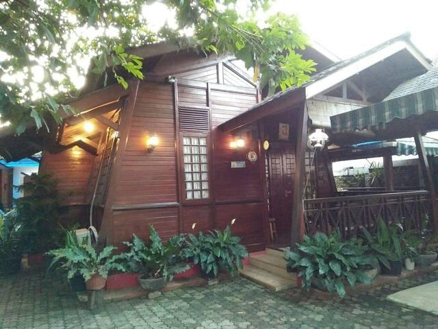 Rumah Kayu Huize van Mink