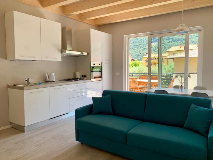 Dro 360° apartments - Mountain