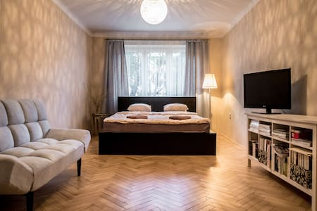 Lovely 60m2 Apartment near Centre - Praha