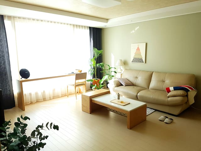 Cozy Place like Home by the River - Dong-gu - Apartemen