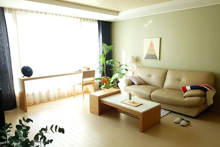 Cozy Place like Home by the River - Dong-gu - Wohnung
