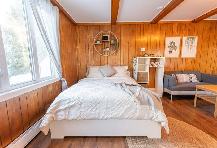 Magnifique loft à 15 minutes du vieux Québec