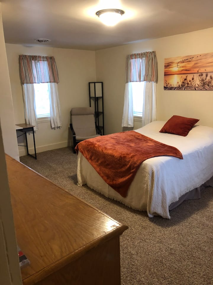1200 square-foot apartment waiting for you!