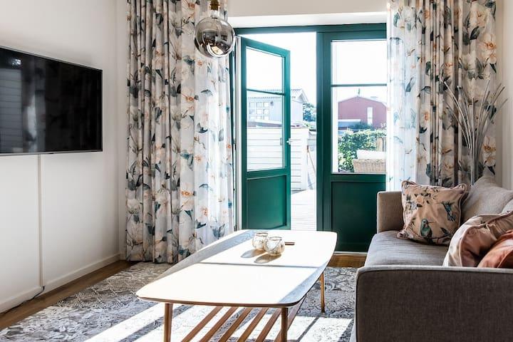 Etage-lägenhet med två sovrum - Dignity