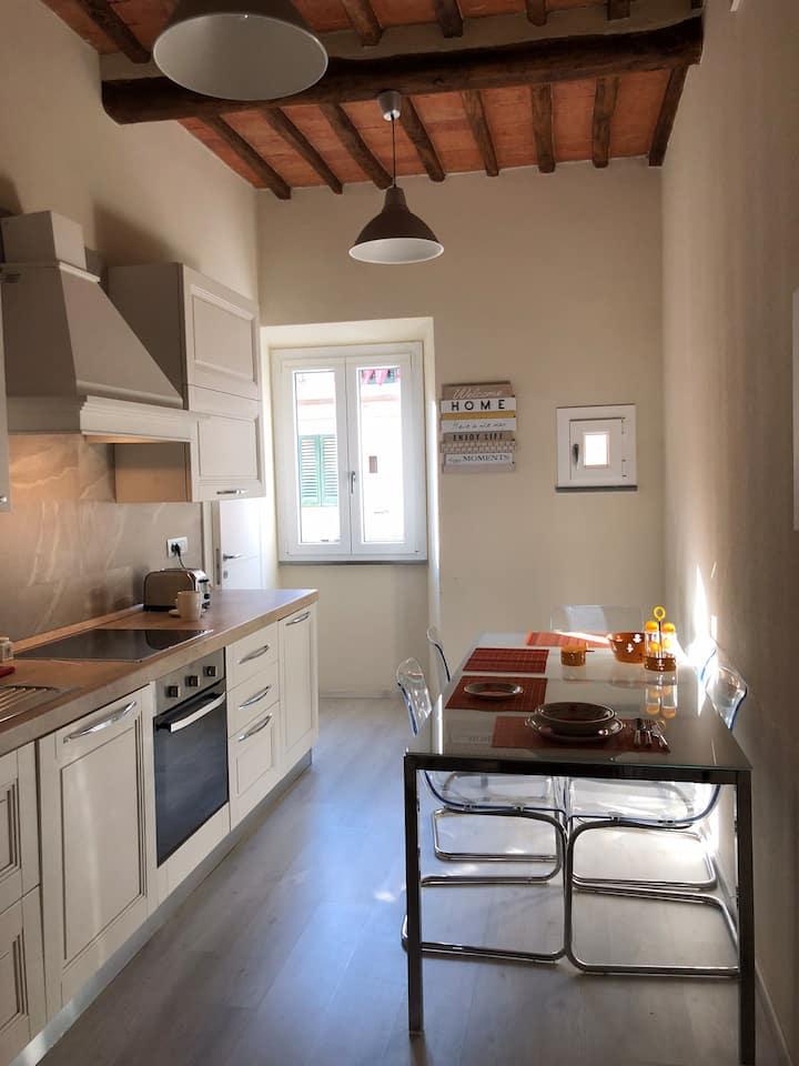 Appartamento Amore, ideale per coppie e famiglie