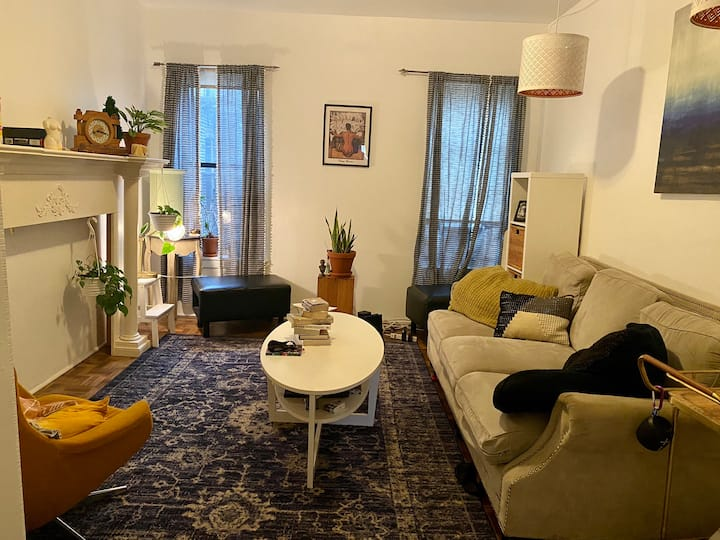 HOME AWAY FROM HOME! 1 Bedroom, Clinton Hill, BK