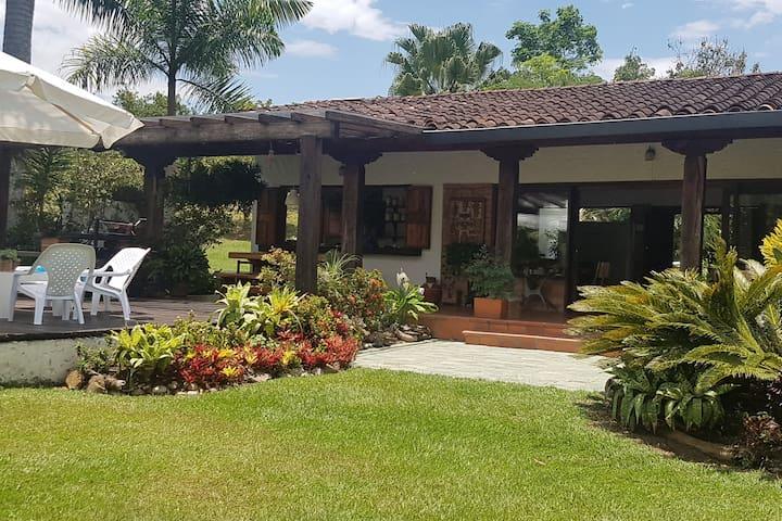 Casa de campo - Eje Cafetero, Colombia