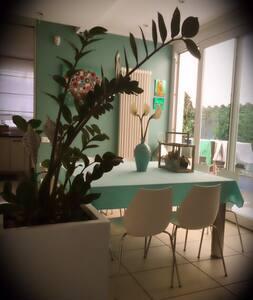 Bella mansarda con bagno privato - Marina Romea - Villa