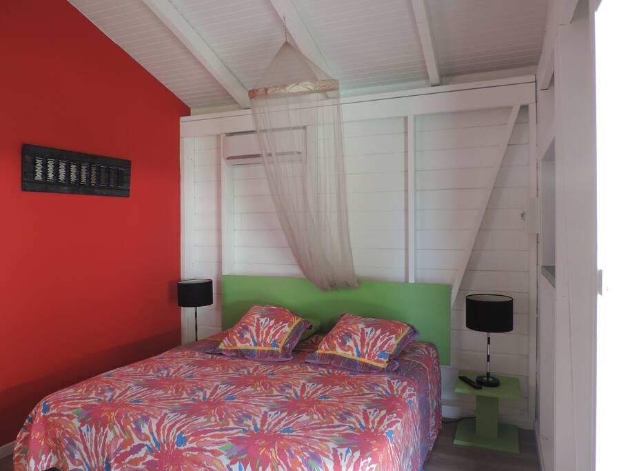Votre chambre lit 2x90