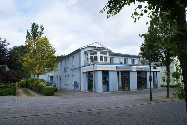 Appealing Apartment in Ostseebad Kühlungsborn near Seabeach