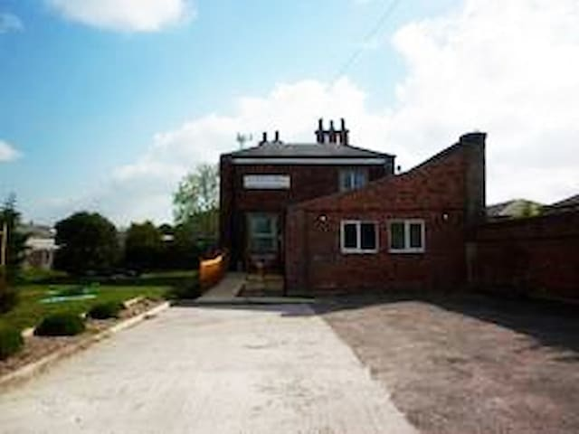 Old Station House Accommodation, Retford,
