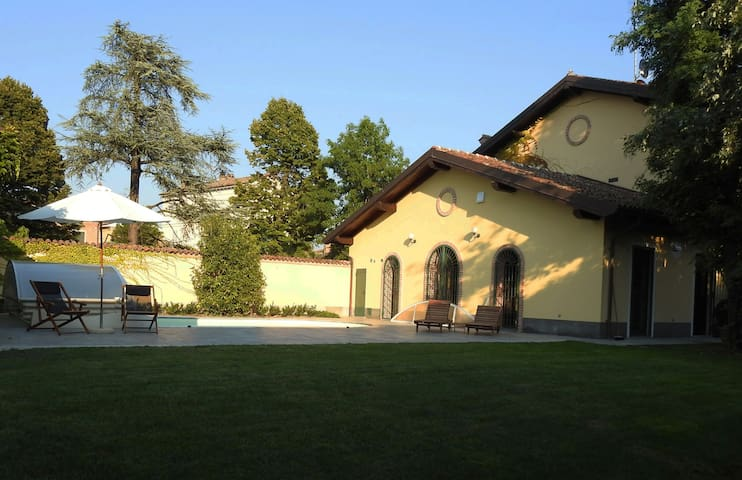 Country house in Piedmont - Carbonara Scrivia