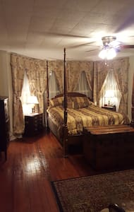 Serendipity c. 1870 The Katie Wells Thomas Room - Drewryville - 独立屋