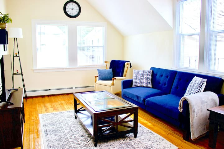Bright & Open Home in the Heart of Providence