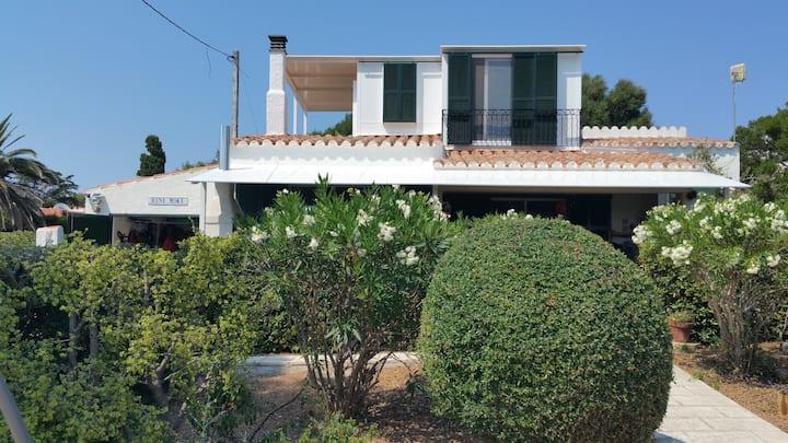 Meerblick Preciosa Villa Binimoki in Binibeca Nou