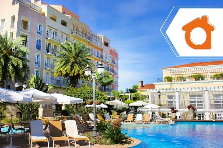 Luxury Studio Resort Jurerê Internacional ILC1211