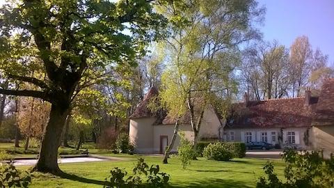 Le Parc des Aubiers - Chambre 1