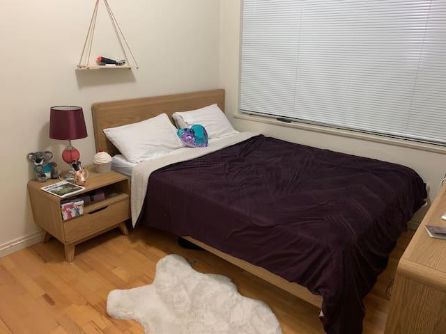 Cosy room in exclusive Melbourne suburb