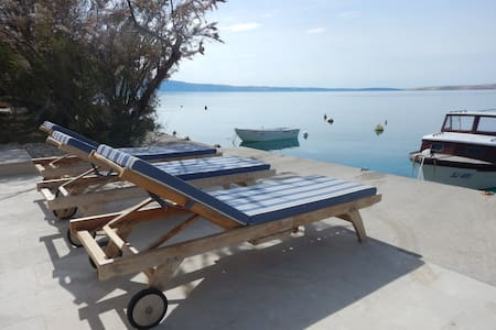 Holiday home Antonia - Donja Klada - near Senj