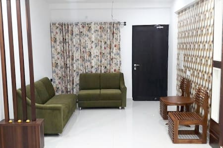 Well Furnished Cozy apartment for your stay