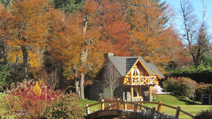 La Estancia   Casa Del Parque  Piscina todo el año