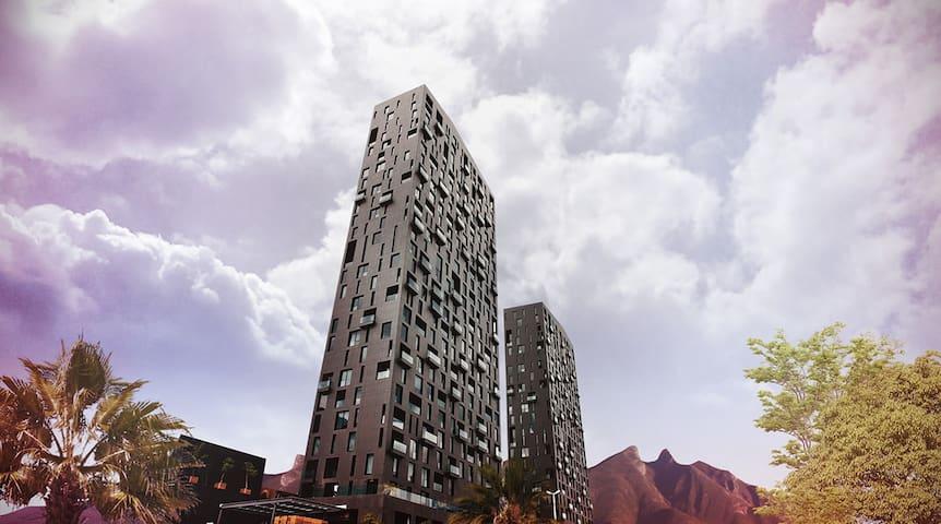 Depto 1 Rec Magma Towers