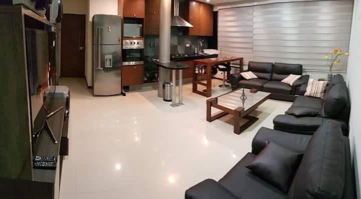 Apartamento bonito, cómodo, en la mejor Ubicación!