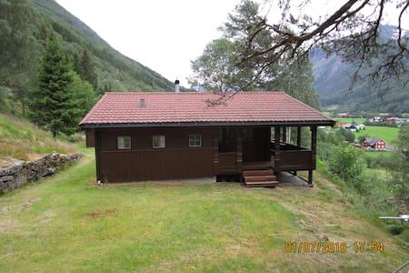 Møllehaugen-Fossestua - Stryn - Cottage