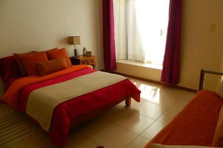 Habitación cálida y confortable - Cuernavaca - House