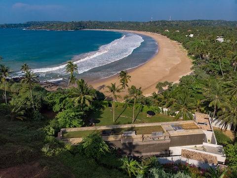 Talalla House - Stunning Beachfront Villa