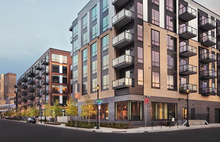 Beautiful North Loop Area Apartment